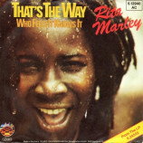 Rita Marley  - That's The Way / Who Feels It Knows It