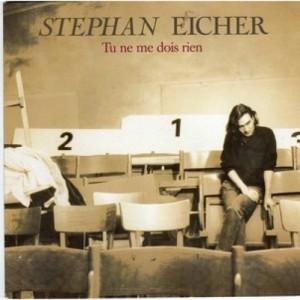 "Stephan Eicher - Tu Ne Me Dois Rien - Vinyl Record - 7"""