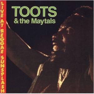 Toots & The Maytals - Live At Reggae Sunsplash - CD - Album