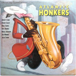 Various ‎ - Atlantic Honkers - A Rhythm & Blues Saxophone Anthology