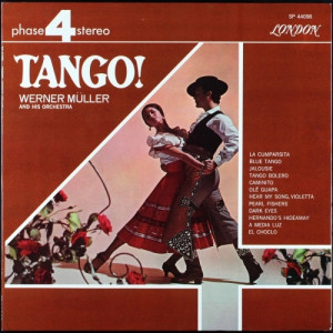 Werner Müller And His Orchestra - Tango!  - Vinyl - LP