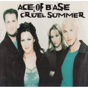 Ace Of Base - Cruel Summer - CD - Single