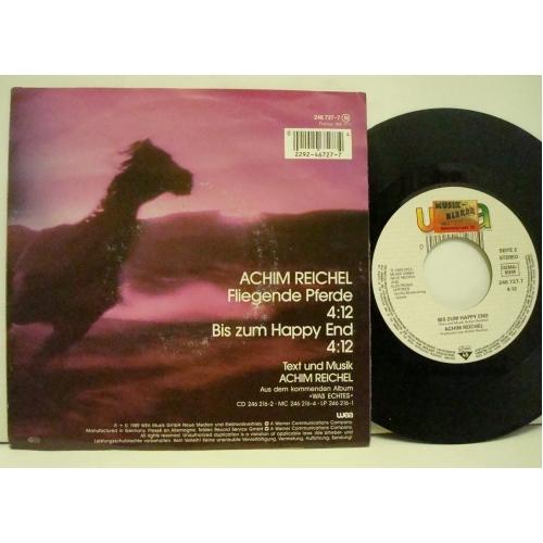 """Achim Reichel - Fliegende Pferde - Vinyl - 7"""""""