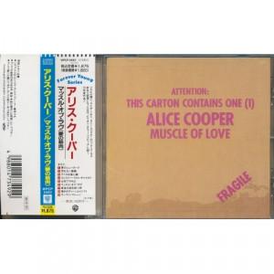Alice Cooper - Muscle Of Love - CD - Album