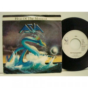Asia - Heat Of The Moment - Vinyl - 7""