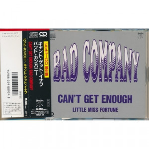 Bad Company - Can't Get Enough - CD - Single