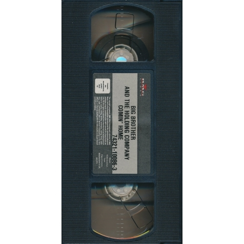 Big Brother & The Holding Company - Comin' Home - VHS - VHS