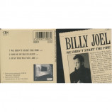 Billy Joel - We Didn't Start The Fire