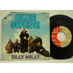 Blue Swede - Silly Milly - Vinyl - 7""