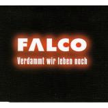 Falco - Verdammt Wir Leben Noch - CD, Single
