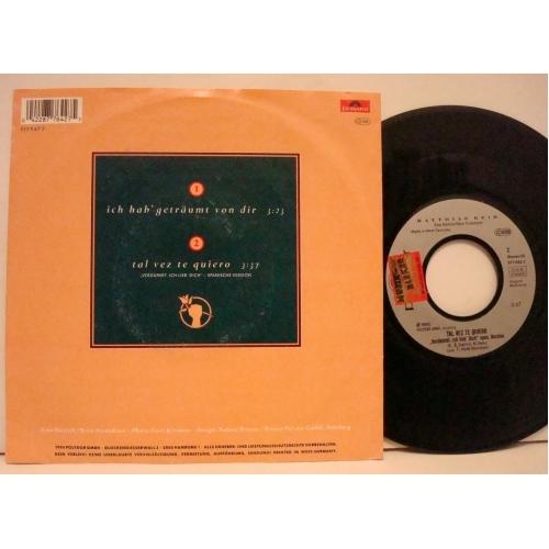 """Matthias Reim - Ich Hab' Geträumt Von Dir  - Vinyl Record - 7"""""""