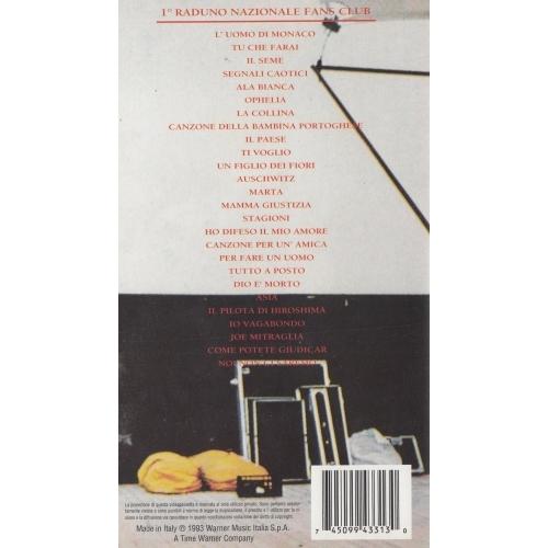 Nomadi - In Concerto  - VHS - VHS