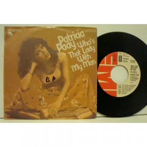 Patricia Paay - Who's That Lady With My Man - Vinyl - 7""