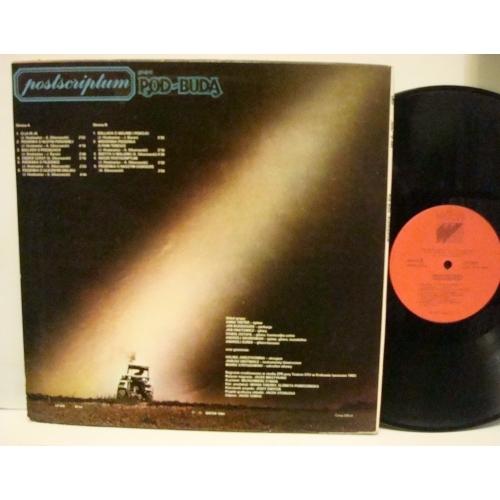 Pod Buda - Postscriptum  - Vinyl Record - LP