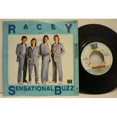 """Racey - Boy Oh Boy  - Vinyl - 7"""""""
