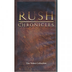 Rush - Chronicles - The Video Collection  - VHS - VHS