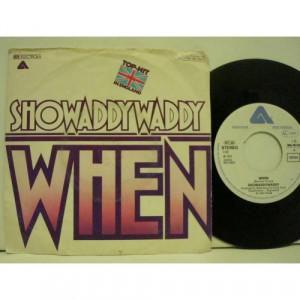 Showaddywaddy - When  - Vinyl - 7""