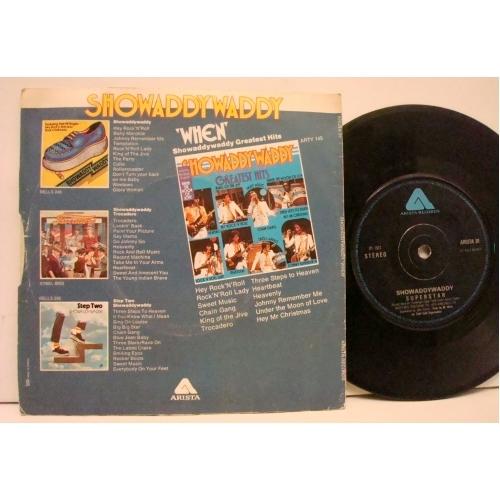"Showaddywaddy - When  - Vinyl - 7"""