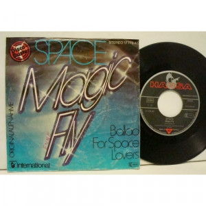 Space - Magic Fly - Vinyl - 7""