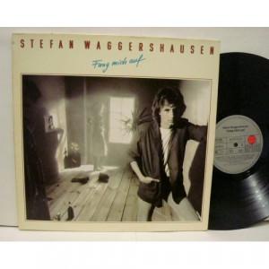 Stefan Waggershausen - Fang Mich Auf - Vinyl - LP