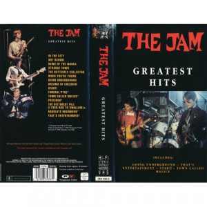 The Jam - Greatest Hits - VHS - VHS