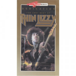 Thin Lizzy - Dedication: The Very Best Of Thin Lizzy  - VHS - VHS