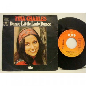 Tina Charles - Dance Little Lady Dance  - Vinyl - 7""
