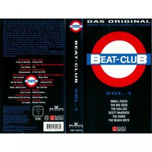 Small Faces, The Easybeats - Beat-Club Vol. 1  - VHS - VHS