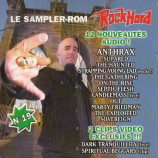 Various - Le Sampler-Rom RockHard N°19