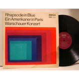 Various - Rhapsodie In Blue / Ein Amerikaner In Paris