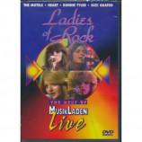 The Motels, Suzi Quatro - The Best Of MusikLaden-Live: Ladies Of Rock