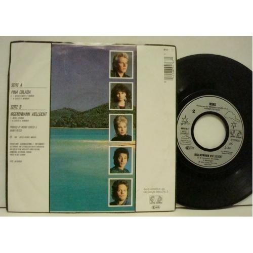 """Wind - Pina Colada - Vinyl - 7"""""""