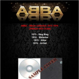 ABBA - Album Collection 1973-1976
