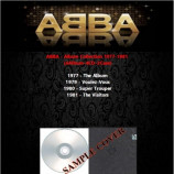 ABBA - Album Collection 1977-1981
