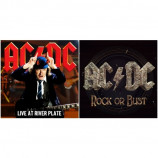 AC/DC - Album Rarities & Live Collection 2012-2014