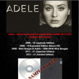 Adele - Album Expanded & Limited Editions 2008-2011