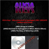 Alicia Keys - Album,Remixed & Unplugged 2001-2003