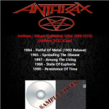 Anthrax - Album Collection 1984-1990