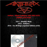 Anthrax - Album Collection 2011-2016