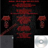 Anthrax - EPs & Singles 1995-2013