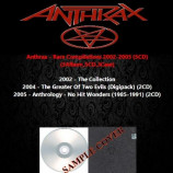 Anthrax - Rare Compilations 2002-2005