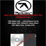 Aphex Twin - Album & Compilations 1995-2001