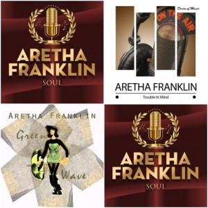 Aretha Franklin - Album Compilation 2015-16 - CD - 4CD