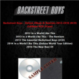 Backstreet Boys - Deluxe Album & Remixes 2013-2016