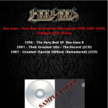 Bee Gees - Very Best & Greatest Hits Special 1998-2007