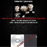 Blank & Jones - Album & Mixes Collection 2003-2004