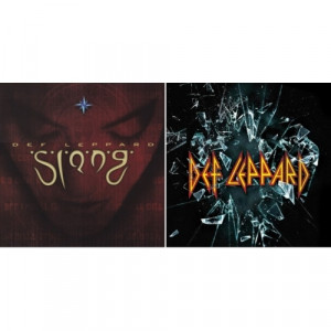 Def Leppard - Album Deluxe Limited 2013-2015 - CD - 6CD