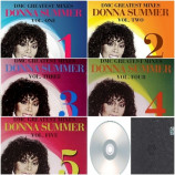 Donna Summer - DMC Greatest Mixes Vol.1-5