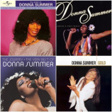 Donna Summer - Masters,Remixed & Gold Best of 1999-2005