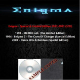 Enigma - Special & Limited Edition 1991-2001